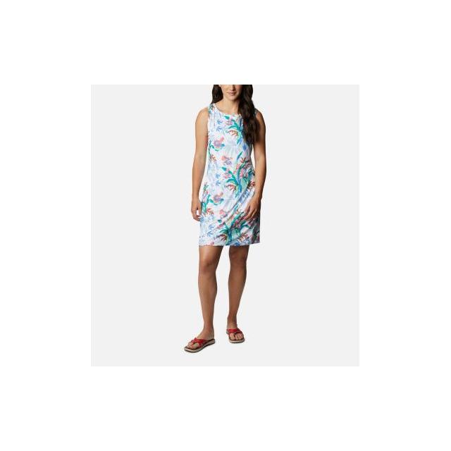 Columbia - Women's Chill River Printed Dress in Chelan WA
