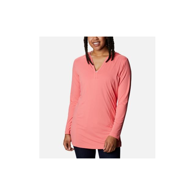 Columbia - Women's Chill River Hooded Tunic in Cranbrook BC