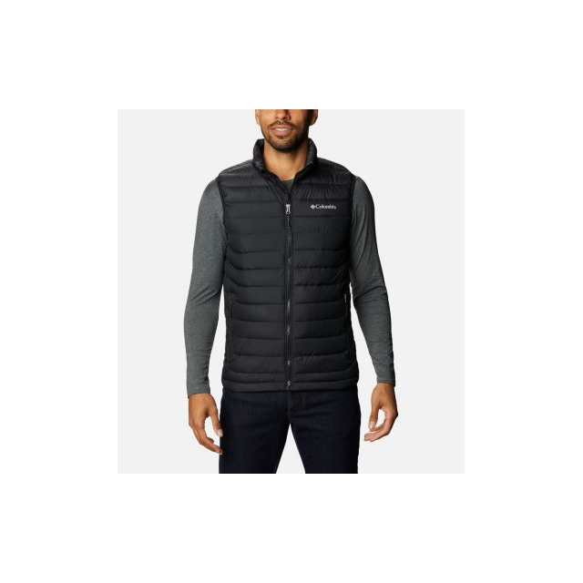 Columbia - Men's Powder Lite Vest in Chelan WA