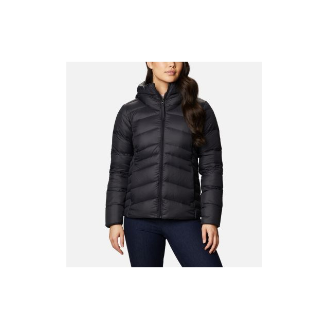Columbia - Women's Autumn Park Down Hooded Jacket in Chelan WA