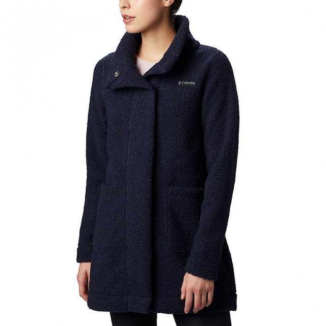 Columbia - Women's Panorama Long Jacket in Chelan WA