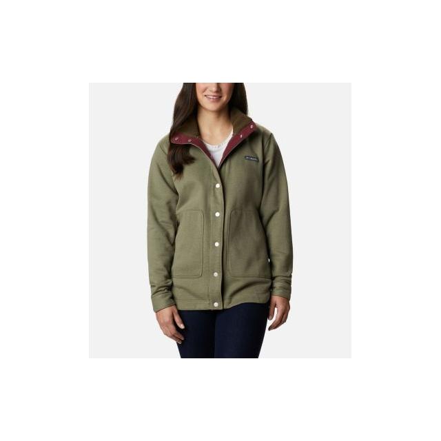 Columbia - Women's Hart Mountain Shirt Jac in Chelan WA