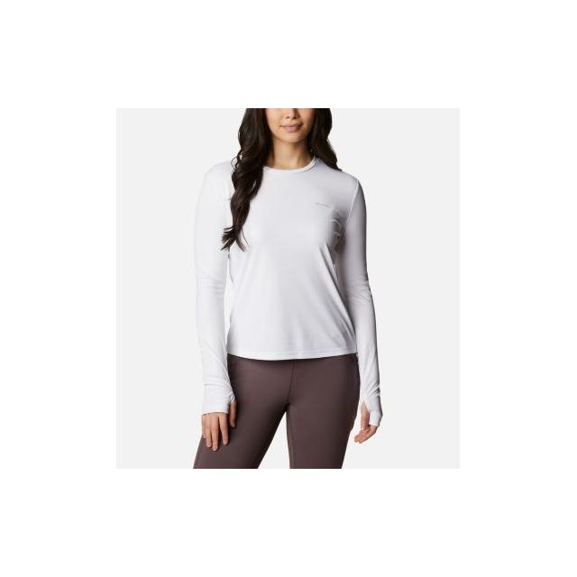 Columbia - Women's W Sun Deflector Summerdry Ls Shirt in Chelan WA
