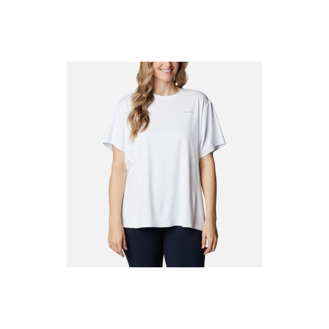 Columbia - Women's Extended W Zero Ice Cirro-Cool Ss Shirt in Cranbrook BC