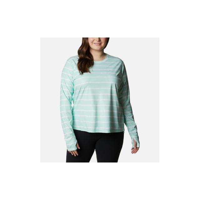 Columbia - Women's Extended W Sun Deflector Summerdry Ls Shirt in Cranbrook BC