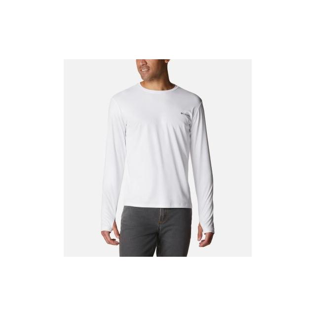 Columbia - Men's M Sun Deflector Summerdry Ls Shirt in Cranbrook BC