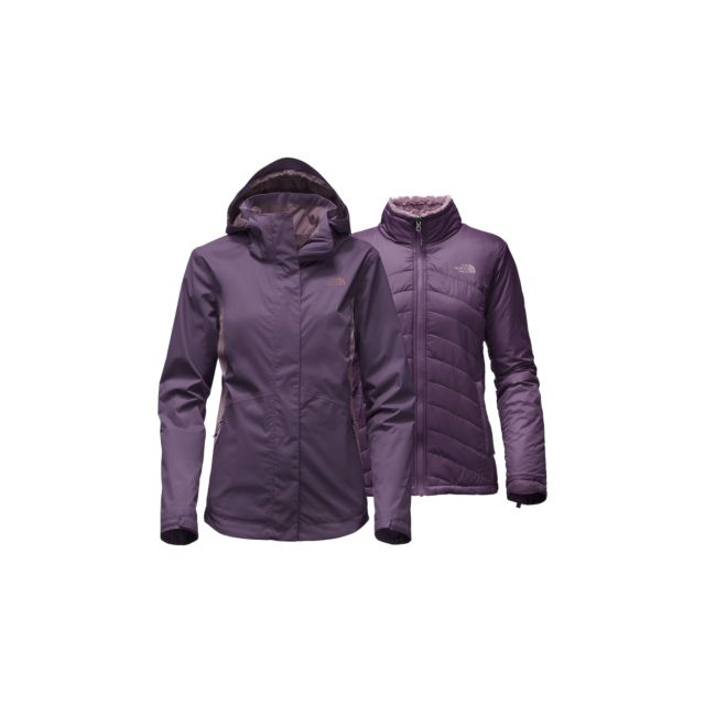 The North Face - Women's Mossbud Swirl Triclimate Jacket in Iowa City IA