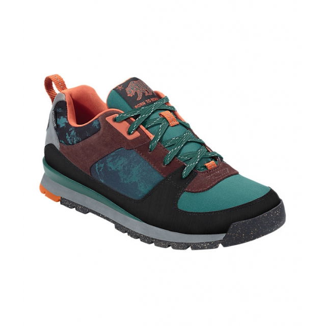 The North Face Back To Berkeley Mountain Sneaker Yosemite Shoe Men S