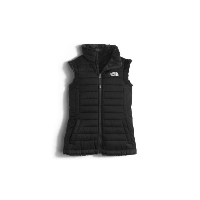 5d2624423 The North Face / Girls' Reversible Mossbud Swirl Vest