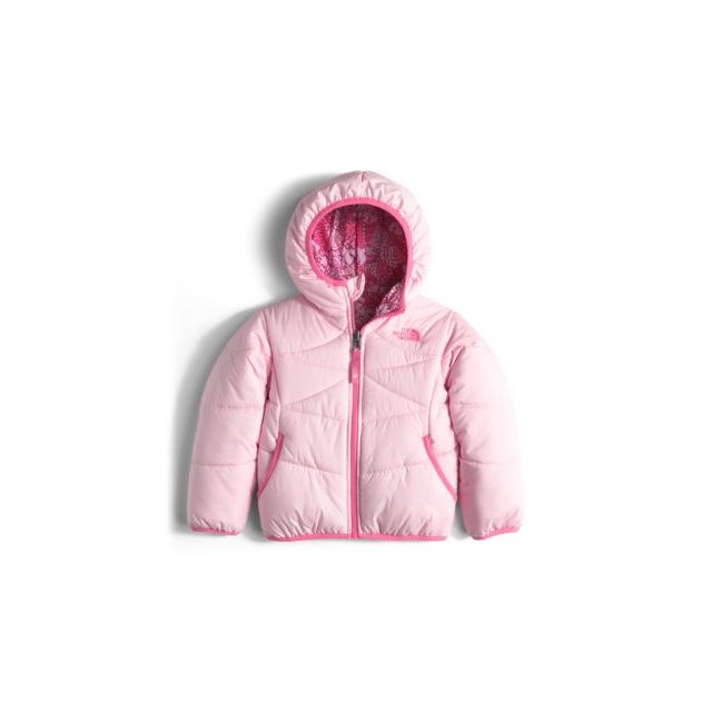 281894b68014 The North Face   Toddler Girl s Reversible Perrito Jacket
