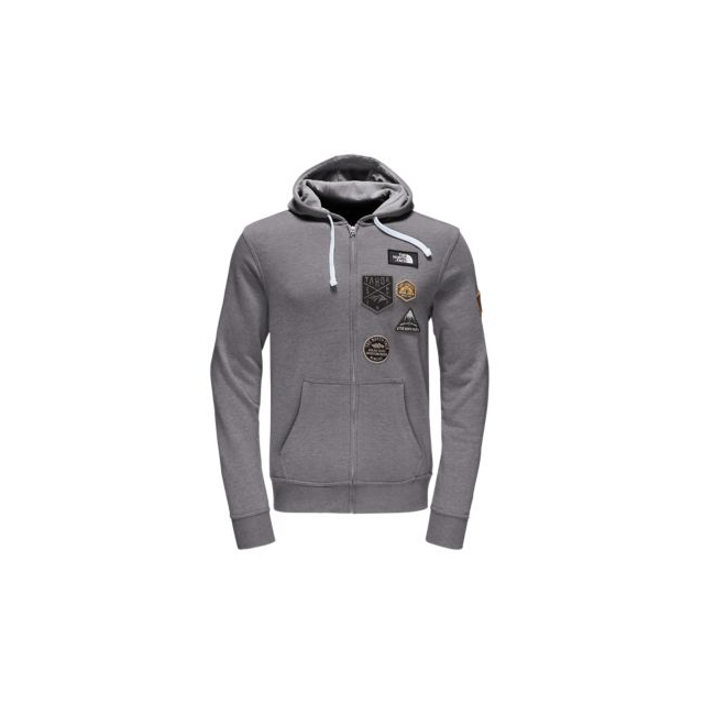 896b41c17 The North Face / Men's Lfc Patches Full Zip Hoodie