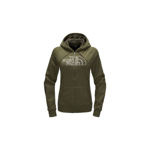 8107b744f The North Face / Women's Avalon Half Dome Full Zip Hoodie