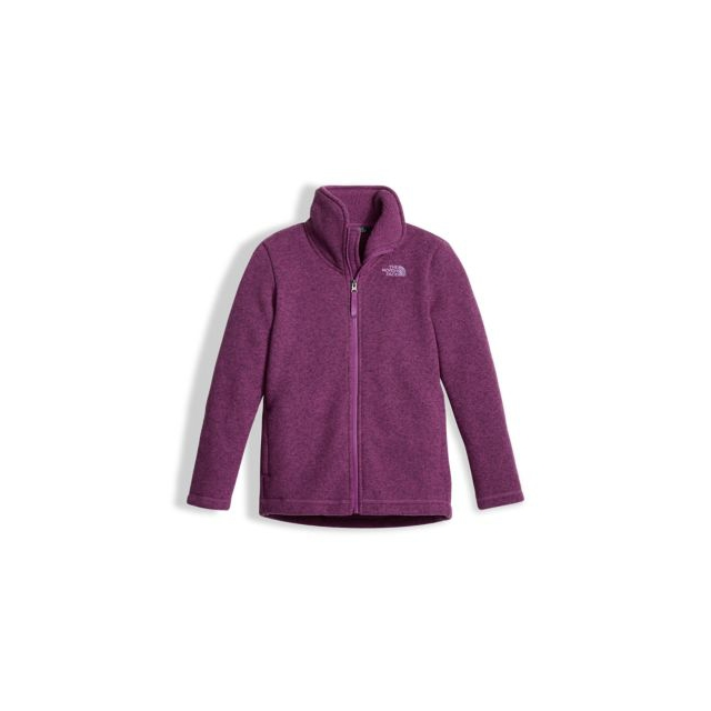d21f138a419 The North Face / Girl's Crescent Full Zip