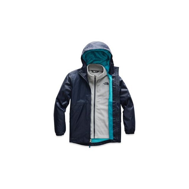 59830b560 The North Face / Boy's Stormy Rain Triclimate