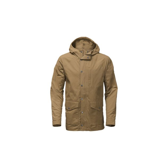 5fbe38d55cc The North Face / Men's Waxed Canvas Utility Jacket