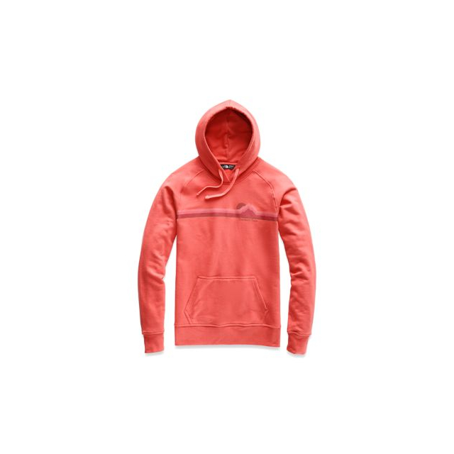 a8463e43c The North Face / Women's Gradient Sunset Pullover Hoodie
