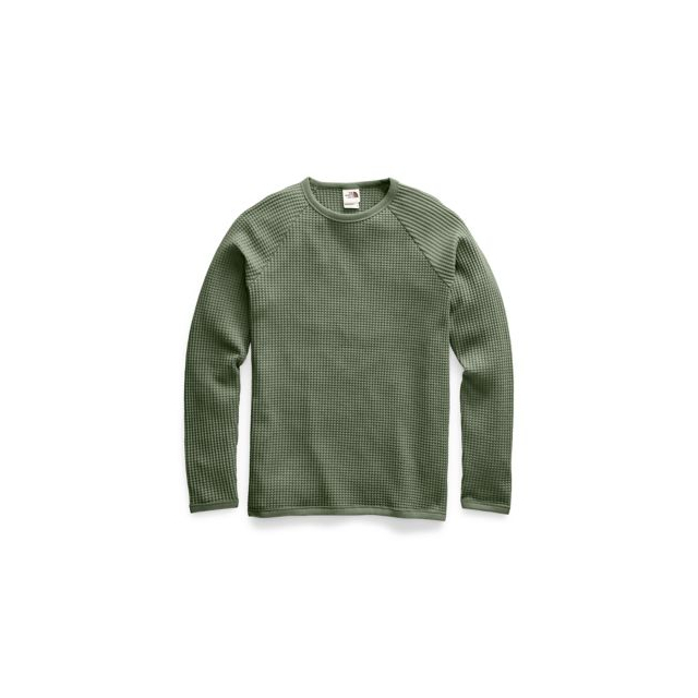 The North Face - Men's L/S Chabot Crew in Sioux Falls SD