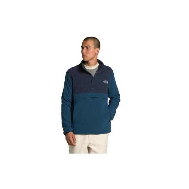 The North Face - Men's Mountain Sweatshirt 3.0 Anorak in Chelan WA
