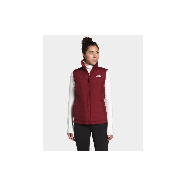 Women's Mossbud Insulated Reversible Vest