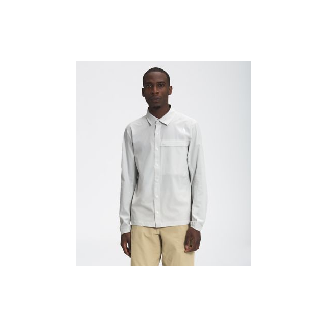 The North Face - Men's First Trail L/S Shirt in Alamosa CO