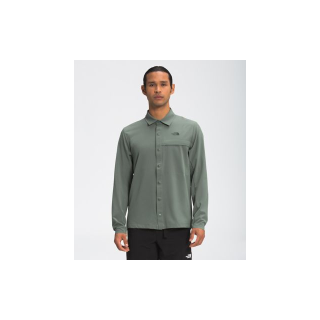 The North Face - Men's First Trail L/S Shirt in Cranbrook BC