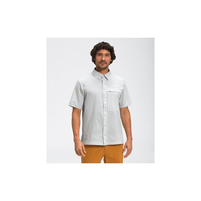 The North Face - Men's First Trail S/S Shirt in Cranbrook BC