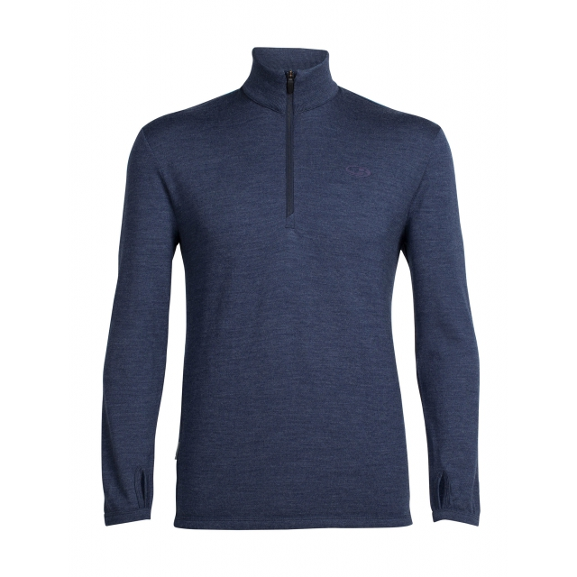 Icebreaker - Men's Original LS Half Zip