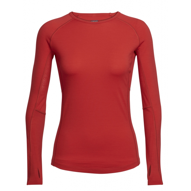 Icebreaker - Women's Zone Long Sleeve Crewe