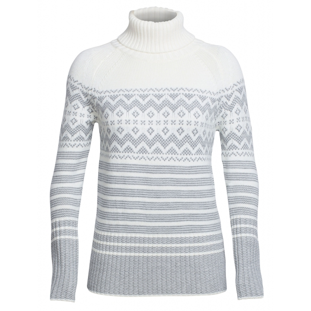 Icebreaker - Women's Aura LS Turtleneck