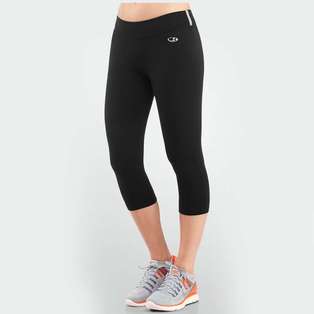 Icebreaker - Women's Rush 3Q Tights