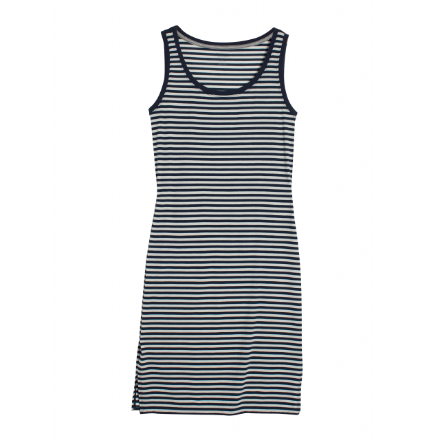 Icebreaker - Women's Tech Lite Tank Dress Stripe