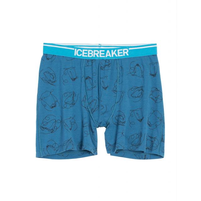 Icebreaker - Men's Anatomica Boxers Heads Up