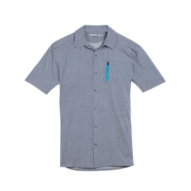 Icebreaker - Men's Compass II SS Shirt