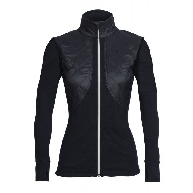 Icebreaker - Women's Ellipse LS Zip