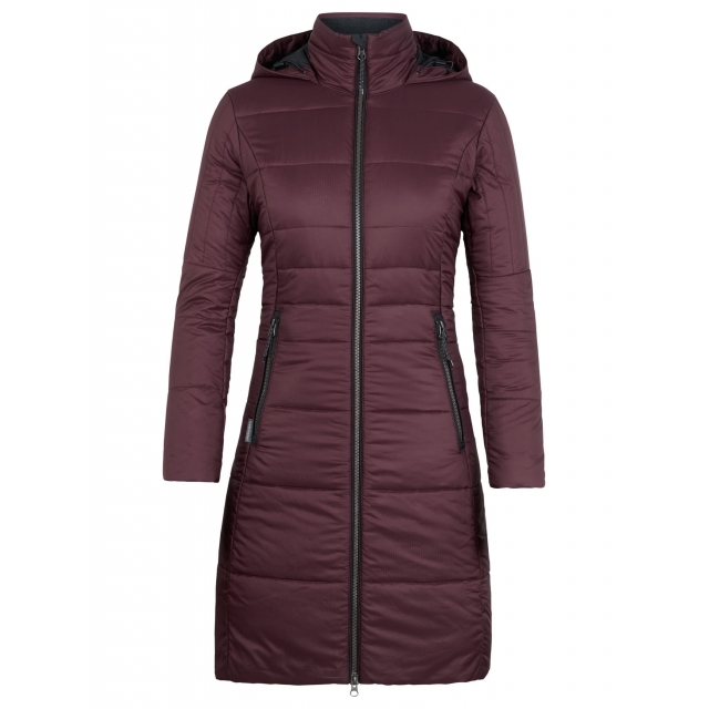 5c14d789c1 Icebreaker / Women's Stratus X 3Q Hooded Jacket