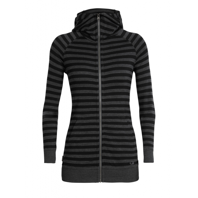 Icebreaker - Women's Crush LS Zip Hood
