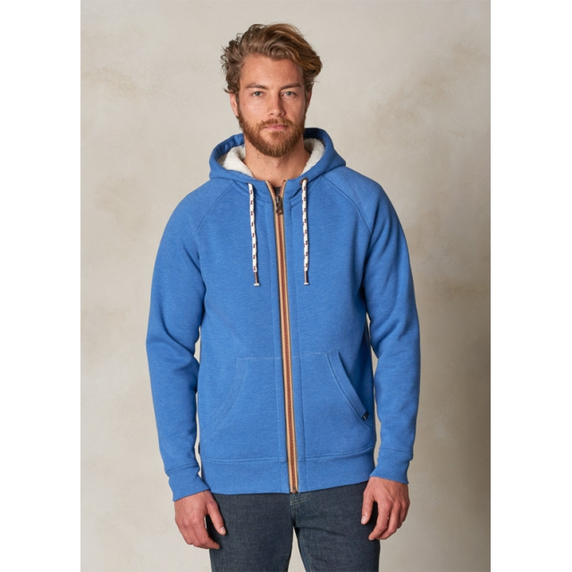 Prana - Lifestyle Full Zip Lined Hood