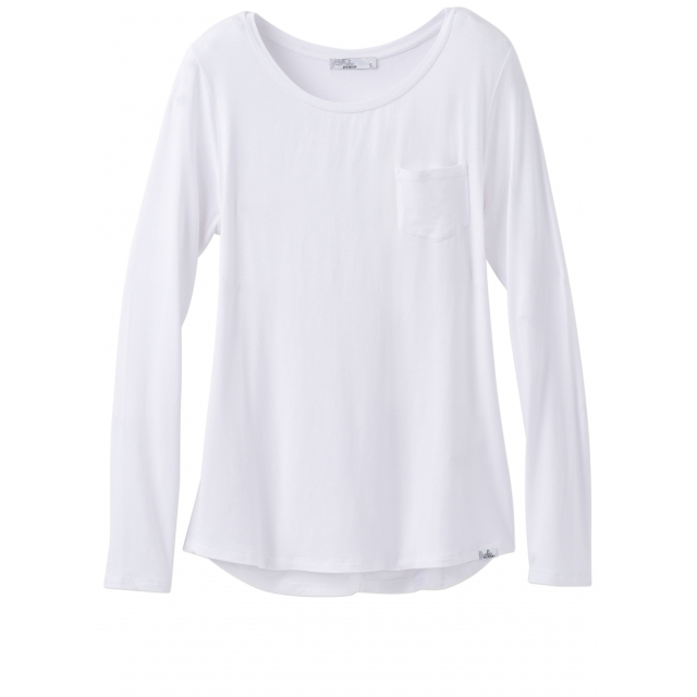 Prana - Women's Foundation Long Sleeve Crew in Blacksburg VA