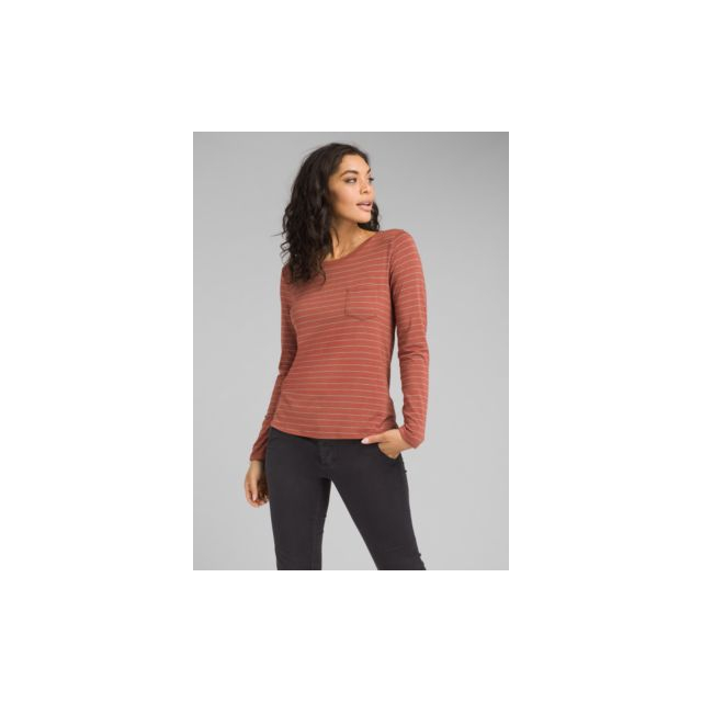Prana - Women's Foundation Long Sleeve Crew in Sioux Falls SD