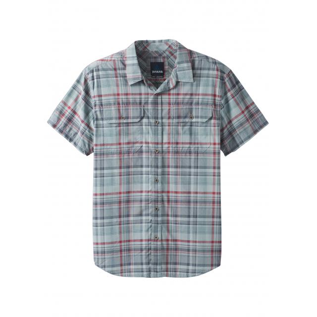 Prana - Cayman Plaid Shirt in Sioux Falls SD
