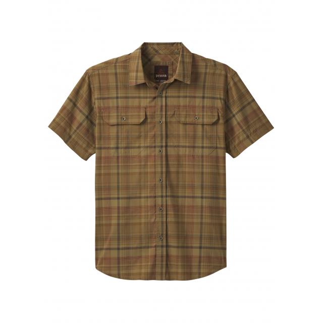 Prana - Men's Cayman Plaid Shirt in Sioux Falls SD