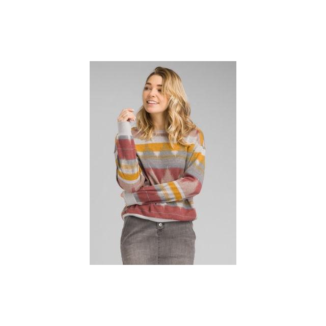Prana - Women's Cozy Up Printed Sweatshirt in Sioux Falls SD