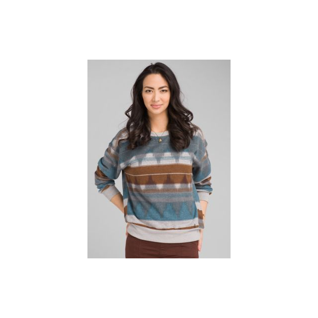 Prana - Women's Cozy Up Printed Sweatshirt in Sioux Falls SD