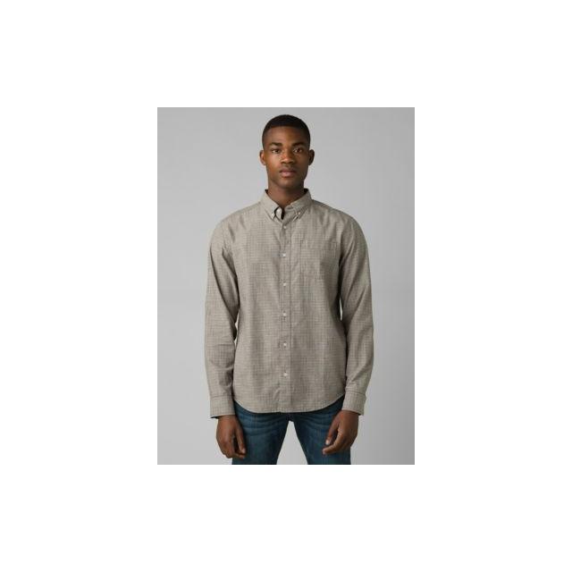 Prana - Men's Drayton Long Sleeve - Slim