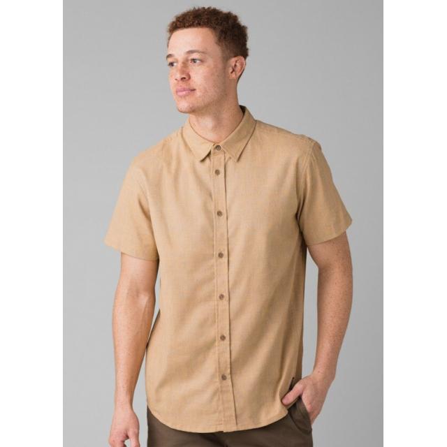 Prana - Men's Grixson Shirt - Slim