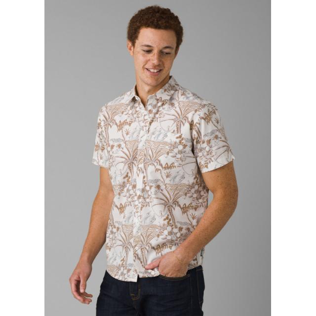 Prana - Men's Stimmersee Shirt - Slim in Chelan WA