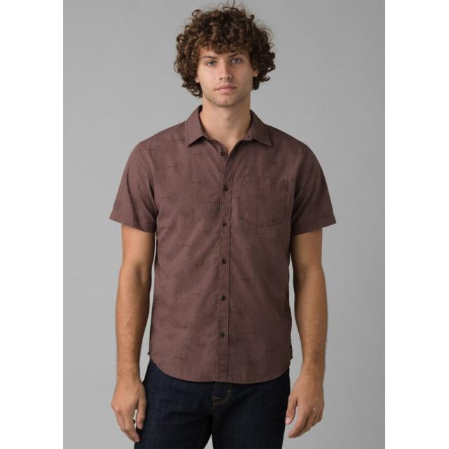 Prana - Men's Roots Studio Shirt - Slim in Chelan WA
