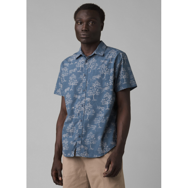 Prana - Men's Roots Studio Shirt - Slim