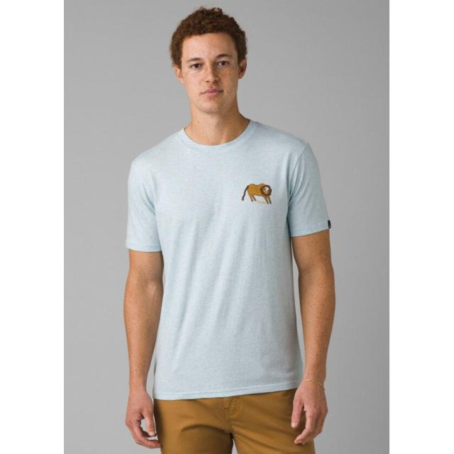 Prana - Men's Roots Studio Lions Den T-Shirt