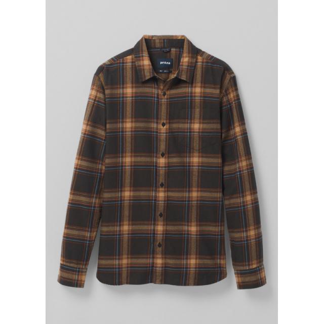 Prana - Men's Los Feliz Flannel Shirt in Chelan WA